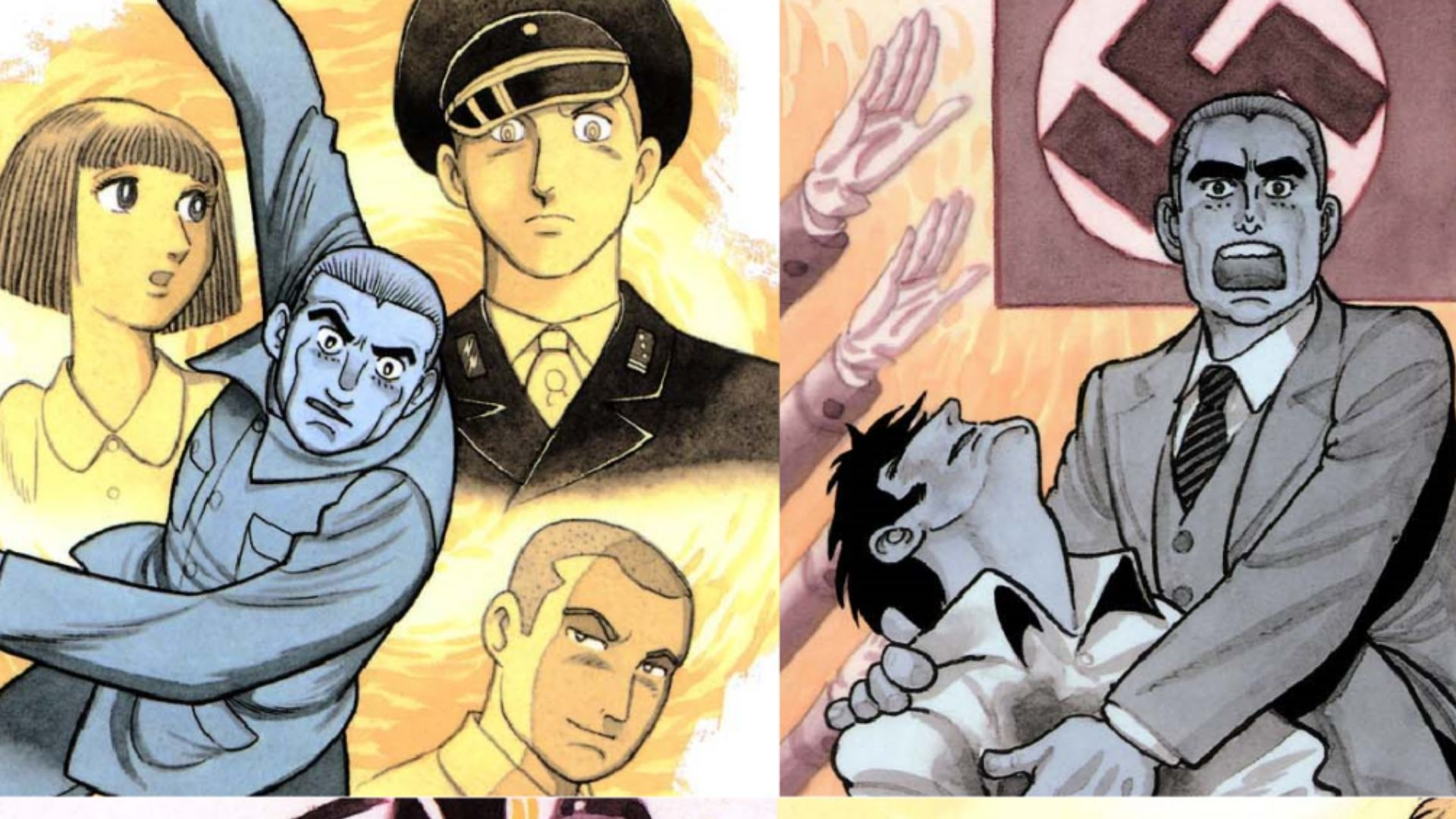 ▷ Remembrance Day, Manga and Anime to remember the Holocaust 〜 Anime Sweet  💕